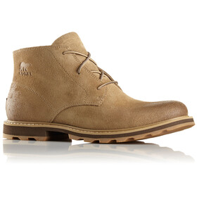Sorel Madson Chukka Waterproof Shoes Men Crouton